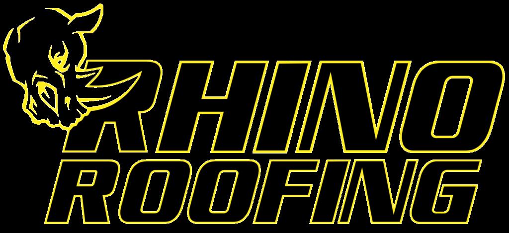 rhino roofing logo